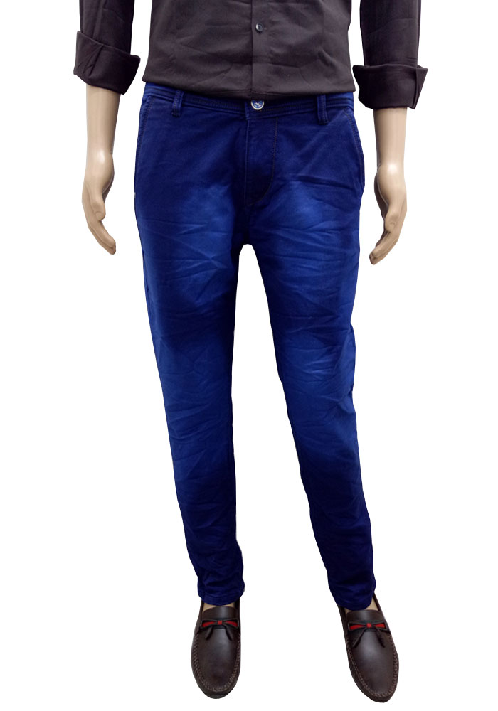 Super Dude Slim Fit Jeans For Men